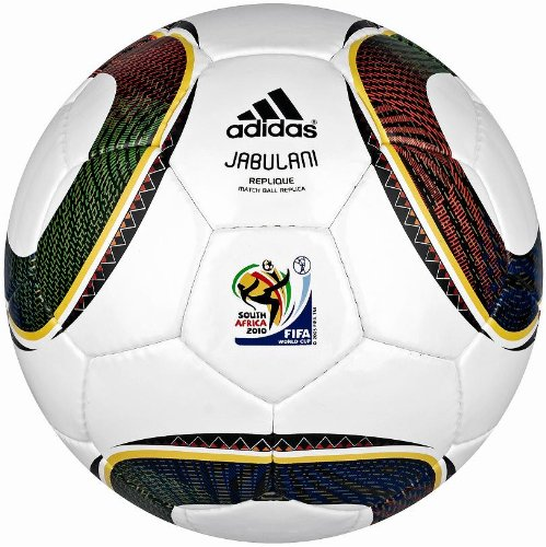 Adidas Jubilani Ball-05, Replica of the Official 2010 World Championship Football Ball