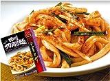 レンジで四川刀削麺(生めんタイプ、レンジで4分)