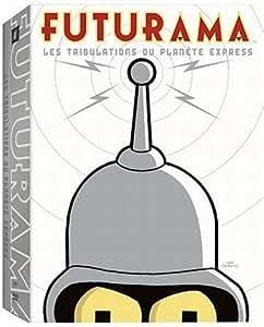 Futurama : Les tribulations du Planète Express - L'intégrale des 4 épisodes spéciaux