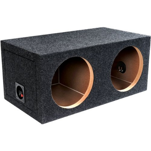 Atrend E15D B Box Series 15-Inch Dual Sealed Bass Boxes