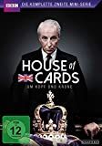 House of Cards - Die komplette zweite Mini-Serie [2 DVDs]