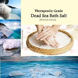 Magnesium Chloride Bath Salt 4 LBS (Purest Form Therapeutic Grade) From Pristine Dead Sea Brine