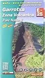 Alpina Editorial SL Garrotxa - PN de la Zona Volcanica map&hiking guide 1/25: Parque Nacionale De La Zona Volcanica Map and Hiking Guide