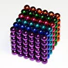 Sphere Magnet Set - 5mm - Multicolor
