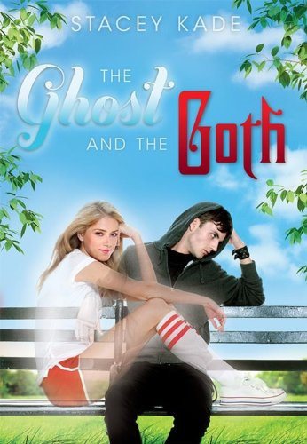 Cover of The Ghost and the Goth (Ghost and the Goth Novels)