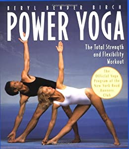 "Cover of ""Power Yoga: The Total Strength ..."