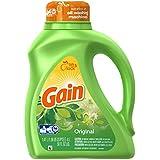 Gain with FreshLock Original Liquid Detergent, 32 Loads, 50 Fl Oz