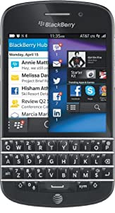 BlackBerry Q10 (AT&T)