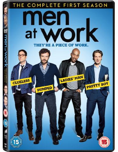Men at Work - Season 01 [2 DVDs] [UK Import]