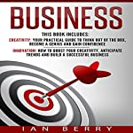 Business: 2 Manuscripts: Creativity, Innovation | Ian Berry
