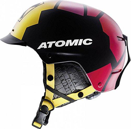 ATOMIC casco da sci Troop Sl Marcel, Replica Mh, nero, taglia unica, AN5005286SM