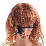 Kingzer 20x Magnifier Jeweler Watch Repair Eye Glasses Loupe Magnifying LED Light UK