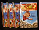 img - for Flat Stanley's Worldwide Adventures Complete Set (Books 1-5) (Flat Stanley Worldwide Adventures) book / textbook / text book