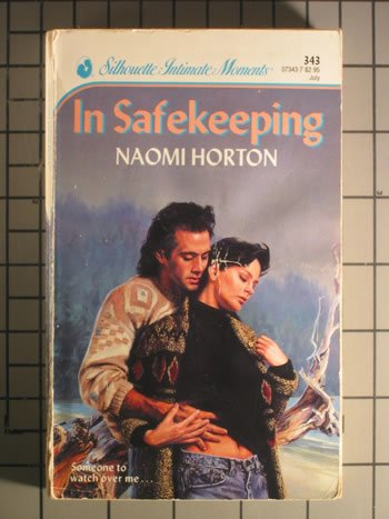 In Safekeeping (Silhouette Intimate Moments No. 343), Naomi Horton