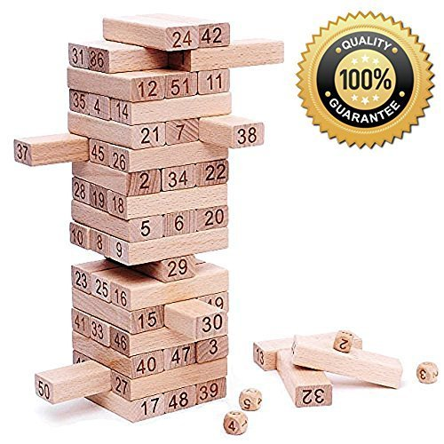 *Flash Sale* Classic Best Family Fun Educational Games For Kids - 54 Pcs Gifts Ideas