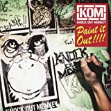 KNOCK OUT MONKEY「Paint it Out!!!!」