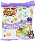 Tropical Mix Jelly Beans - 198g (7oz) Bag
