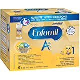 Enfamil A+ Baby Formula, Ready to Feed Nursettes, 59ml