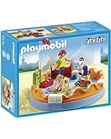 Playmobil - A1501479 - Jeu De Construction - Espace Crèche Avec Bébés