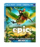 Epic (Blu-ray / DVD + DigitalHD) Works With UltraViolet Combo Pack (2013)