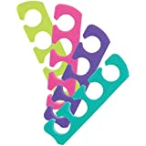 Premium Toe Separators Assorted Colors 12pr.