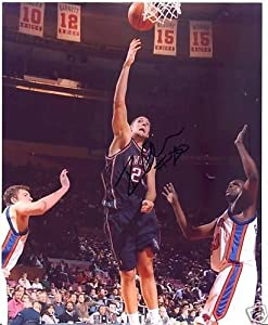 Ryan Anderson New Jersey Nets Signed 8x10 Photo W COA by Hollywood Collectibles