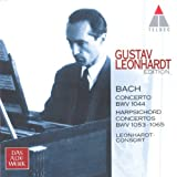 The Gustav Leonhardt Edition Vol. 1 (Bach: Cembalokonzerte)von &#34;Gustav Leonhardt&#34;