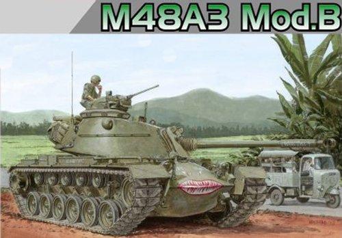 1/35 アメリカ陸軍 M48A3 Mod.B パットン 主力戦車