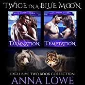 Twice in a Blue Moon: Blue Moon Saloon 2 Book Collection | Anna Lowe