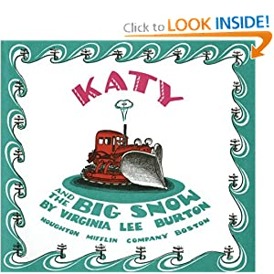Katy and the Big Snow Book & CD