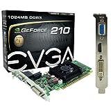 Evga Geforce G210 Sddr3 1024mb (01g-p3-1312-lr) -