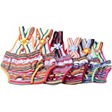 Colorful/Comfortable/Cosy Pet Dog Tighten Strap Sanitary Physiological Pants Pet,Random Color