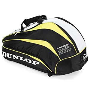 Buy Dunlop Sports Biomimetic Racquet Thermo Tennis Bag by Dunlop Sports