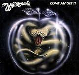 Whitesnake COME AN GET IT LP (VINYL) UK LIBERTY 1981