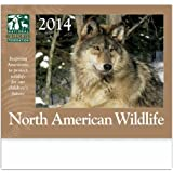 North American Wildlife Desk Calendar Trade Show Giveaway