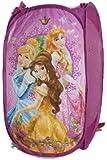 Disney Design Princess Storage Bin with Material, 58 x 35 x 35 cm, Pink