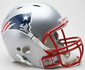 New England Patriots Revolution Pro Line Helmet by Caseys