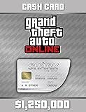 Grand Theft Auto V:  Great White Shark Cash Card - PS4 [Digital Code]