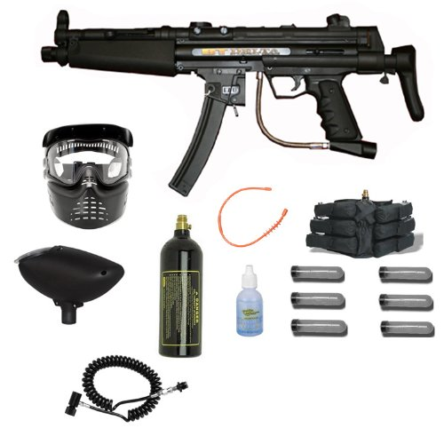 Bt Delta Paintball Gun Mega Remote Gxg 6+1 Package
