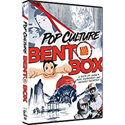Pop Culture Bento Box - Sampler - DVD