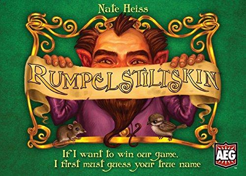 Rumpelstiltskin Card Game - 1