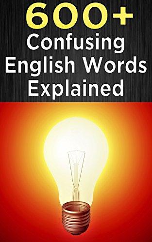 600+ Confusing English Words Explained, by Shayna Oliveira