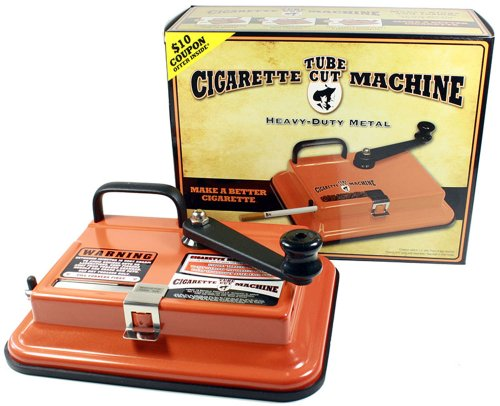 gambler cut cigarette machine parts