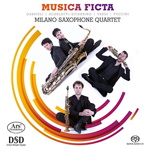 SACD : VARIOUS ARTISTS - Musica Ficta (SACD)
