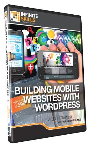 Infinite Skills - Building Mobile Websites with WordPress Training (PC/Mac)