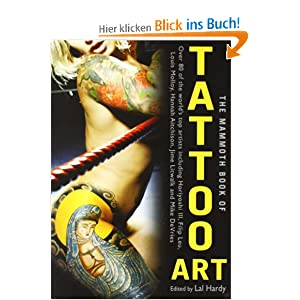 The mammoth book of tattoo art mammoth books for The mammoth book of tattoos