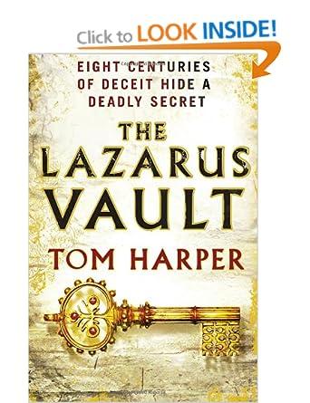 The Lazarus Vault - Tom Harper