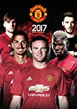Manchester United Official 2017 Calendar (Calendar 2017)