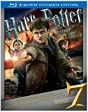 Harry Potter and the Deathly Hallows: Parts 1 and 2 (2-Movie Ultimate Edition) [Blu-ray]