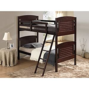 Broyhill Kids Nantucket Bunk Bed, Twin-Over-Twin